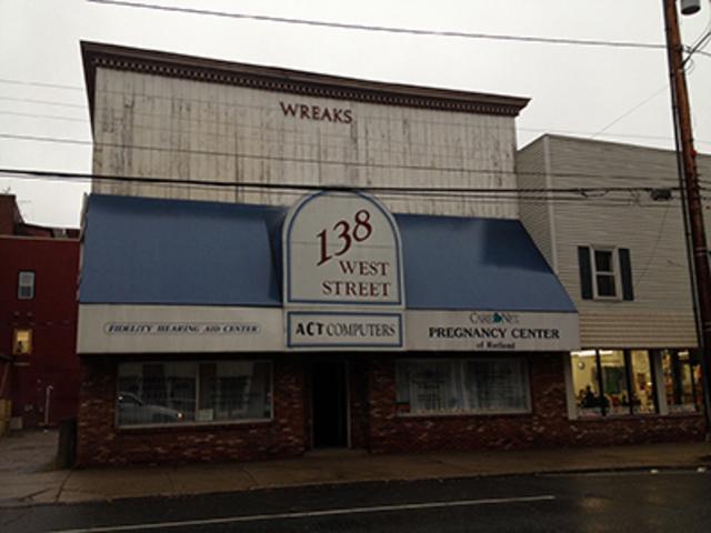 138 West Street, Rutland