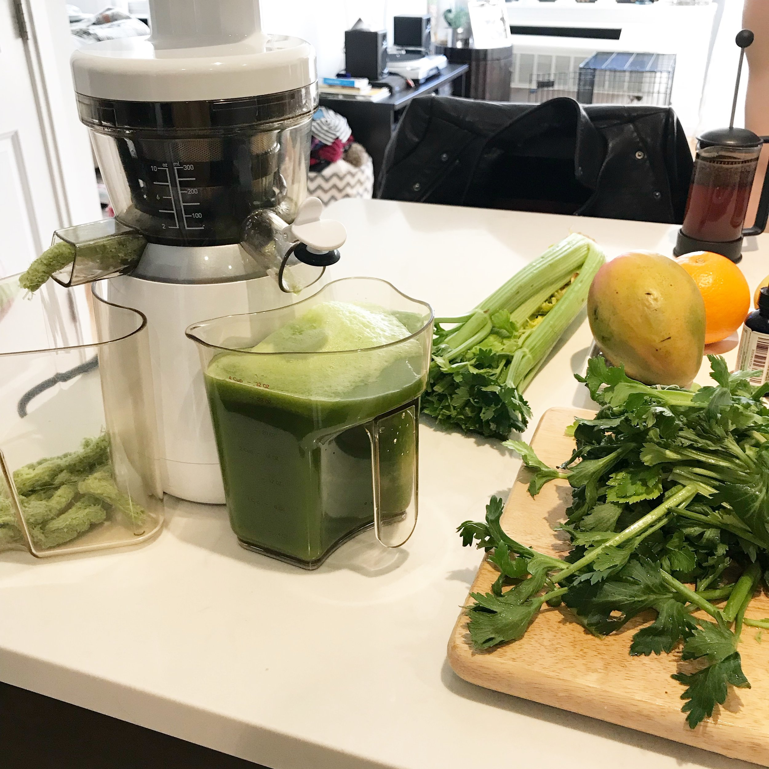 What People Are NOT Saying About Celery Juice — FULL BLOOM