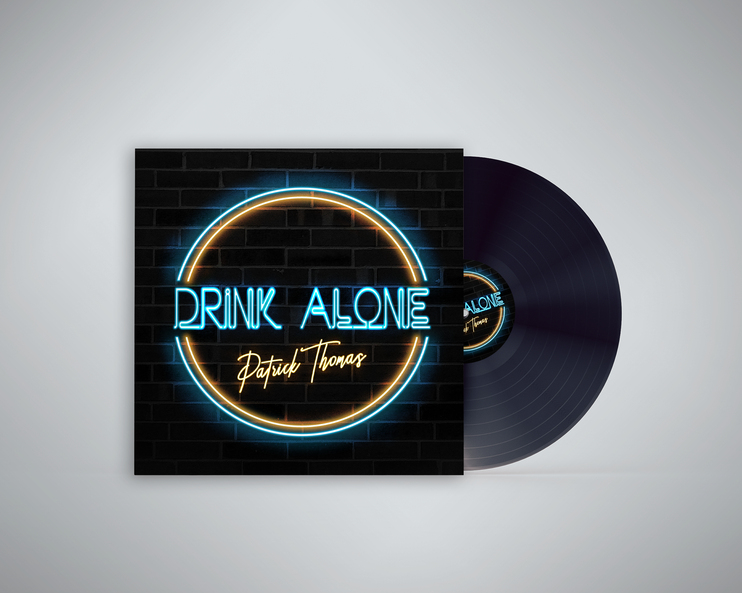 "Purchase & Listen to ""Drink Alone"""