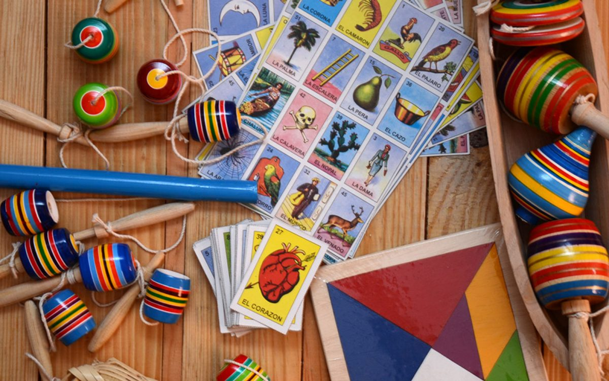 juegos tradicionales - August 19- 30th (Intro Week)Learn about traditional games for children that have gone through generations in different parts of the world. The survival of these games depends on the new generations knowing them.
