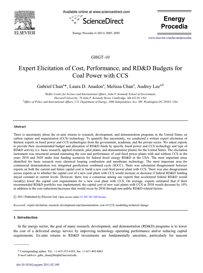 Expert Elicitation of Cost, Performance, and RD&D Budgets for Coal Power with CCS.PNG