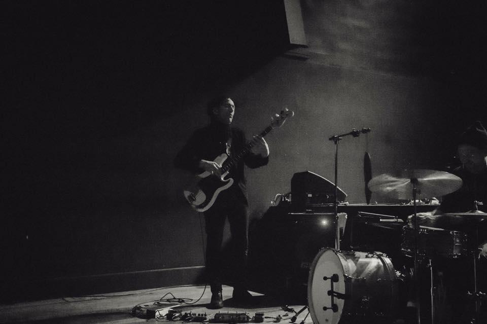 w/ Scott Amendola and Karl Evangelista, Oakland, CA, 2016