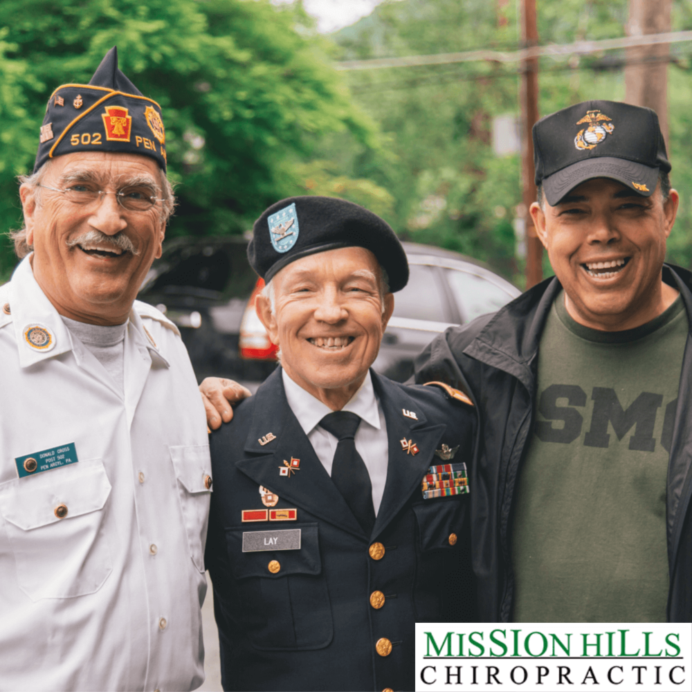 Chiropractic for Veterans | Best Chiropractors in Lake Forest, Orange County, Mission Hills.jpg