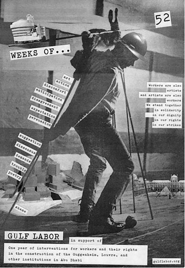 52 Weeks of Gulf Labor