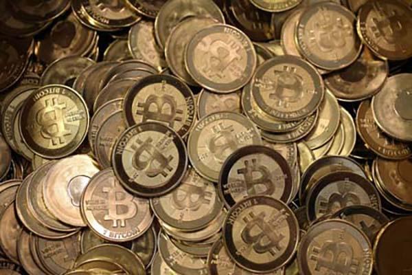 Casascius firması tarafından tasarlanan madeni Bitcoin'ler