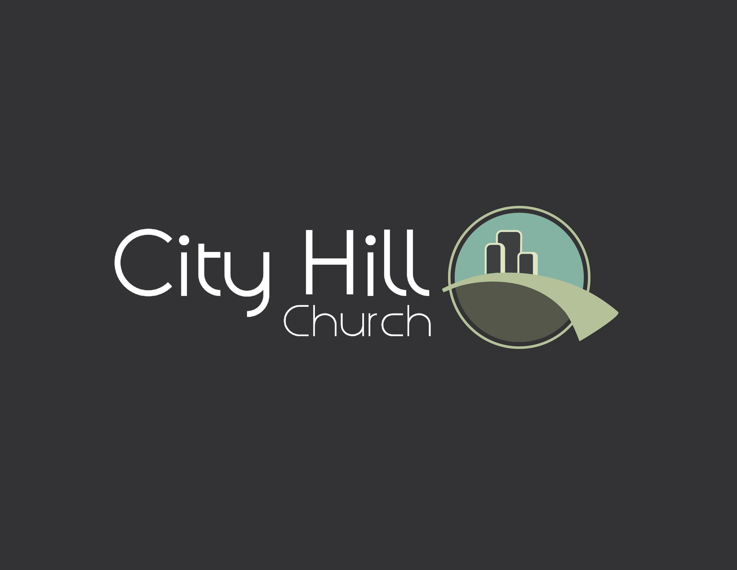 City Hill Logo_Green Top_Green Font Top_2 on Soft Black.jpg