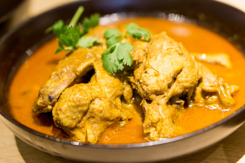 Chinese New Year 2018 - Folklore Tok Panjang Dinner - Grandma's Chicken Curry