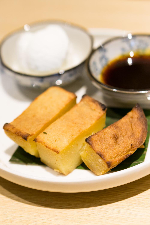 Chinese New Year 2018 - Folklore Tok Panjang Dinner - Kueh Bengkah with Ice Cream