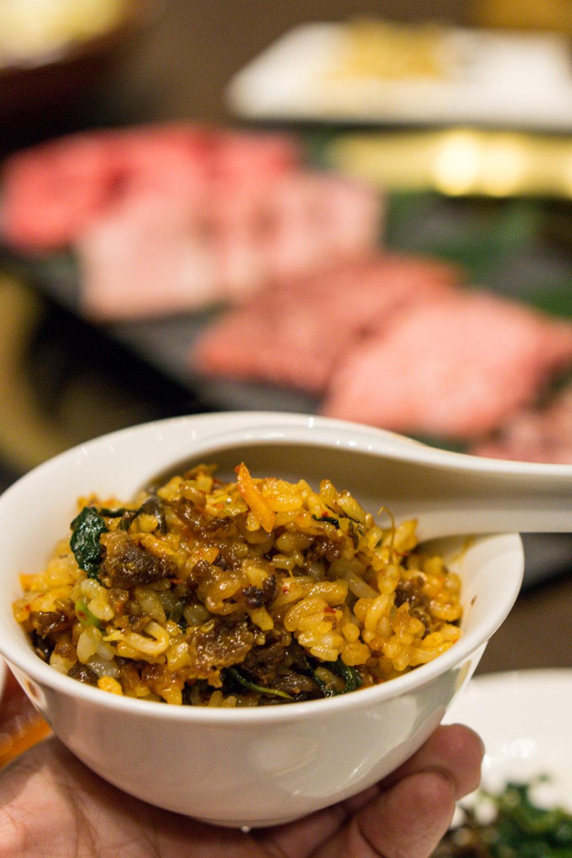 The Gyu Bar - Ishiyaki Bibimpap
