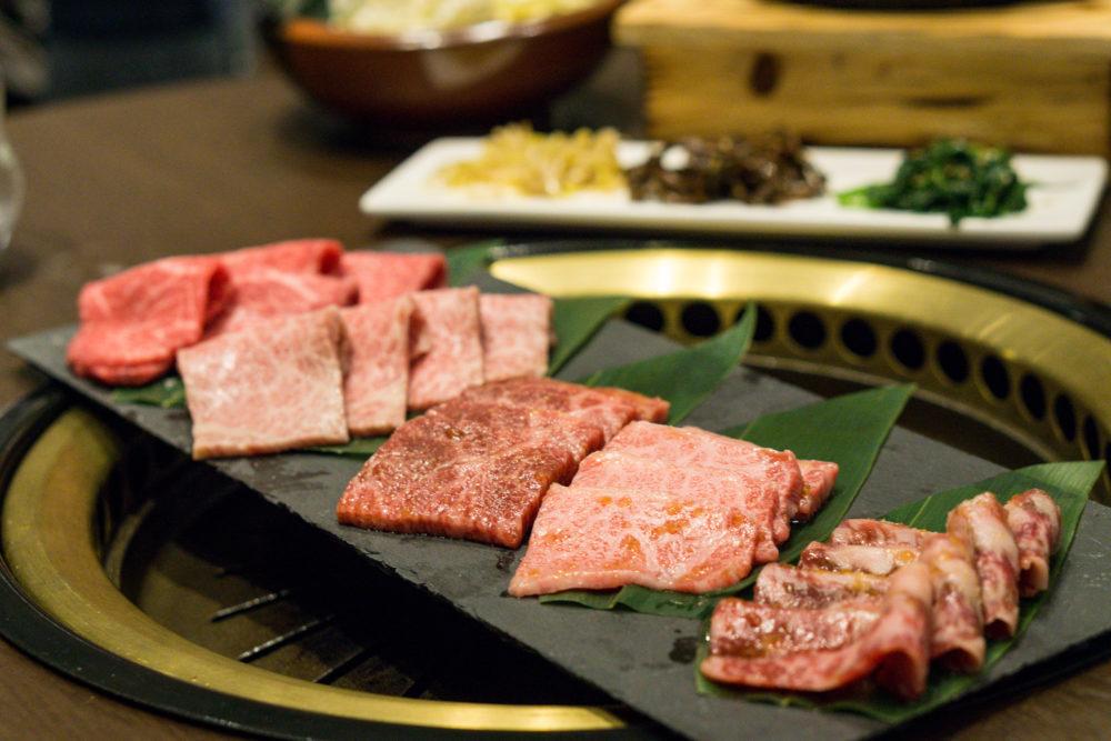 The Gyu Bar - Omakase Gyu Bar Beef Platter