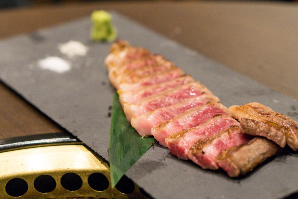 The Gyu Bar - Sirloin Steak