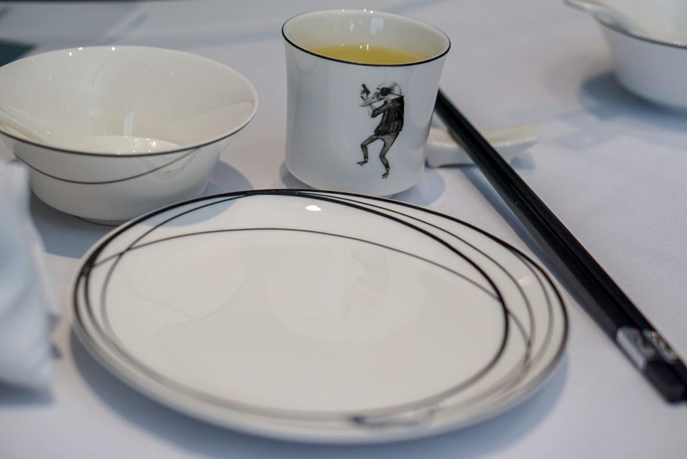 Forbidden Duck Singapore by Demon Chef Alvin Leung - Cute Plates