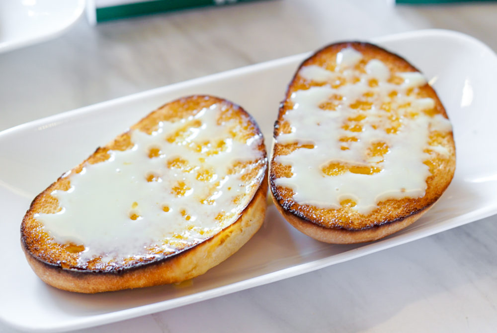 Tsui Wah Singapore Opens at Clark Quay - Crispy Bun with Condensed Milk