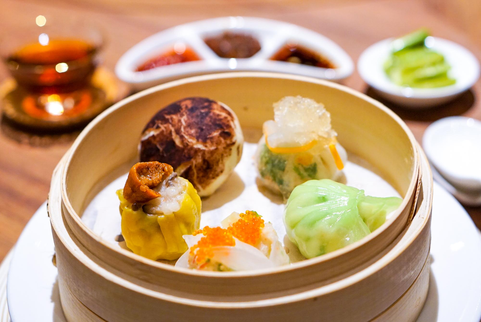 Si Chuan Dou Hua Grand Dim Sum Brunch - Decadent spin on classic favourites 2