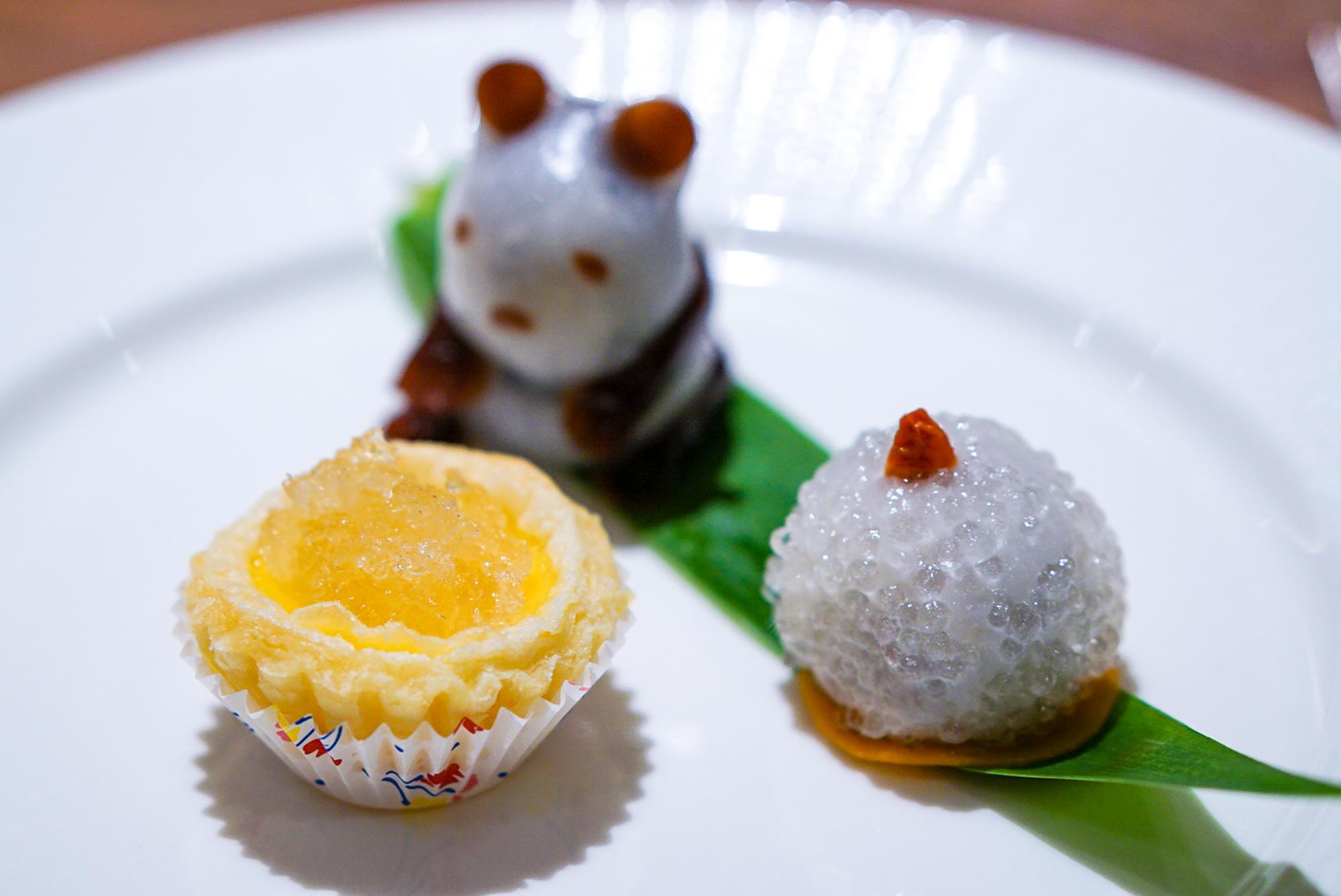 Si Chuan Dou Hua Grand Dim Sum Brunch - Desserts
