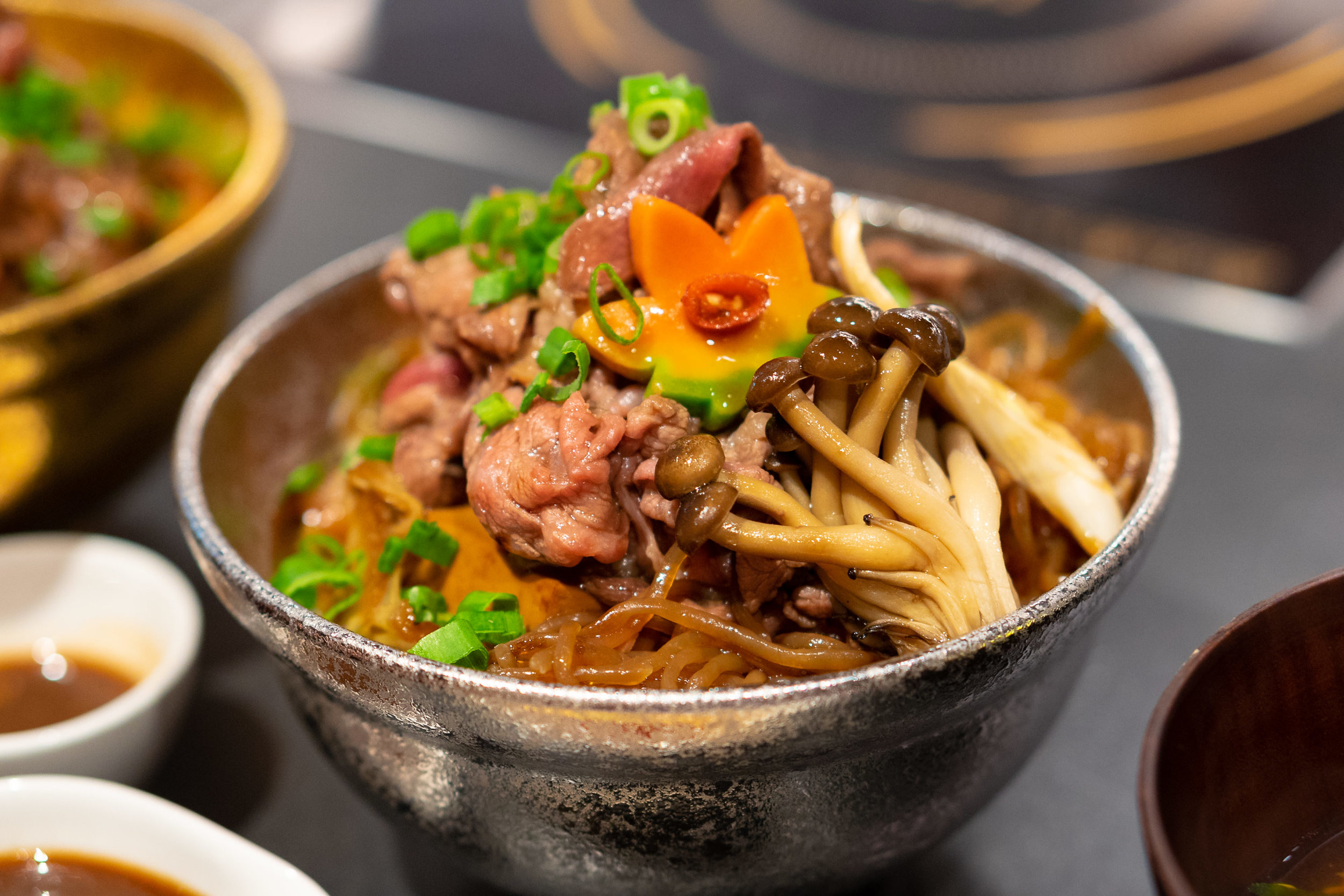 Beef Sukiyaki Don with US Prime Beef