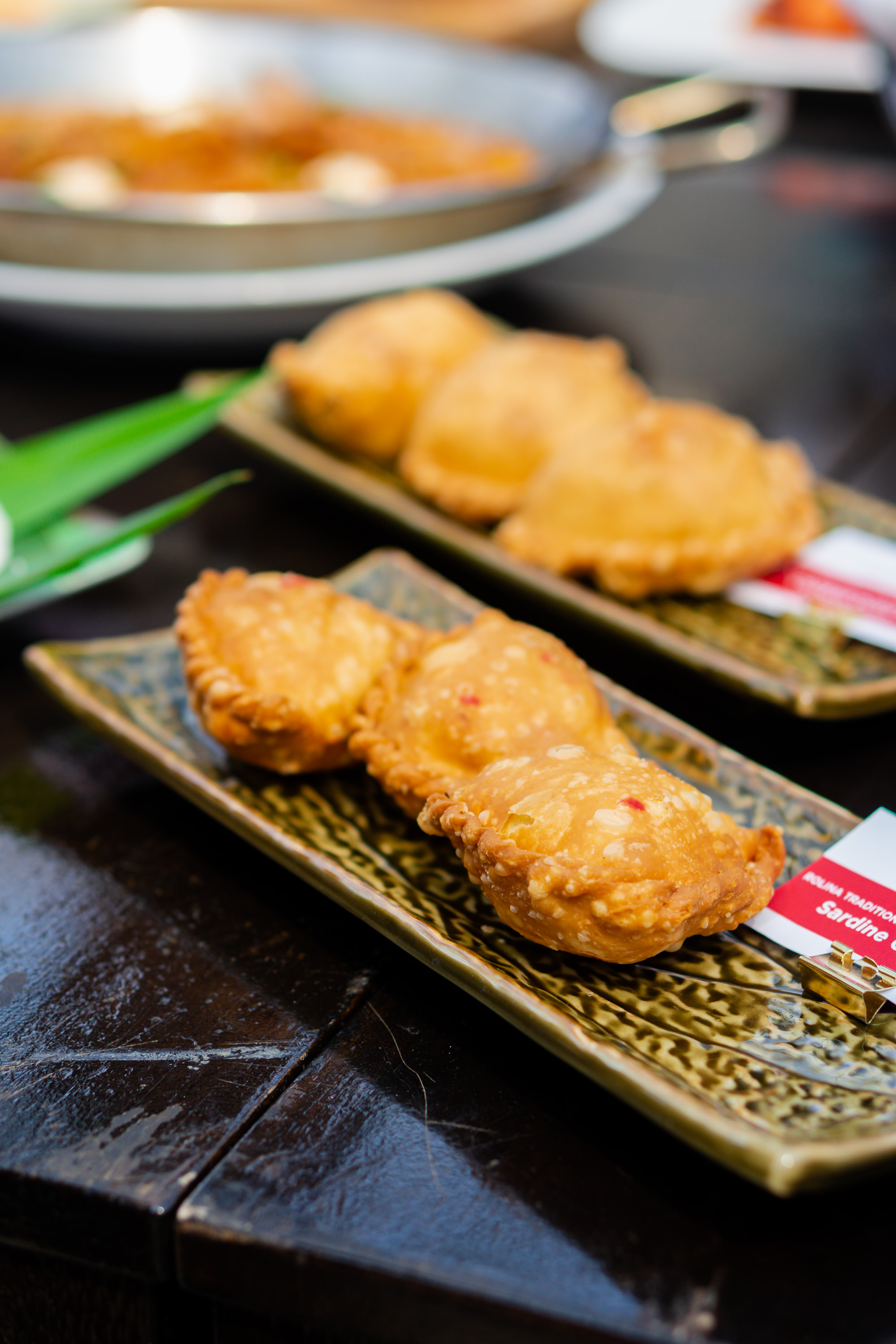 Rolina Traditional Hainanese Curry Puff (Bib Gourmand) [NEW]