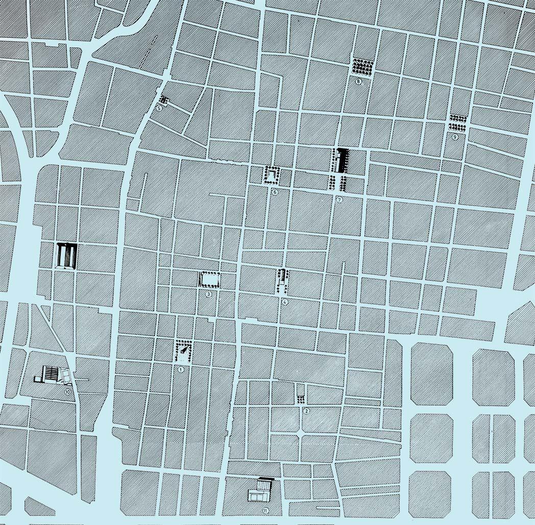 - PLAÇA DEL SOL, PLAÇA DE LA VIRREINA, PLAÇA TRILLA. BARCELONA.Client: Ajuntament de BarcelonaProject Architects:Jaume Bach with Gabriel MoraProject Date: 1981-1985PLAÇA DEL SOL REFURBISHMENTClient: Ajuntament de BarcelonaProject Architects: Anna & Eugeni Bach / Bach arquitectesProject Date: 2015Project Area: 2.420 m2