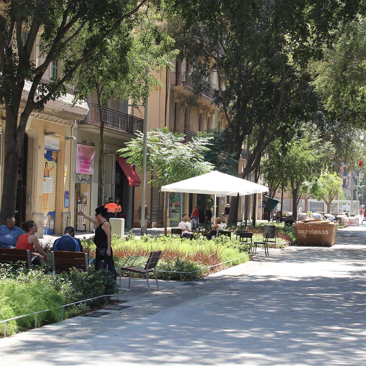 Superblock Sant Antoni