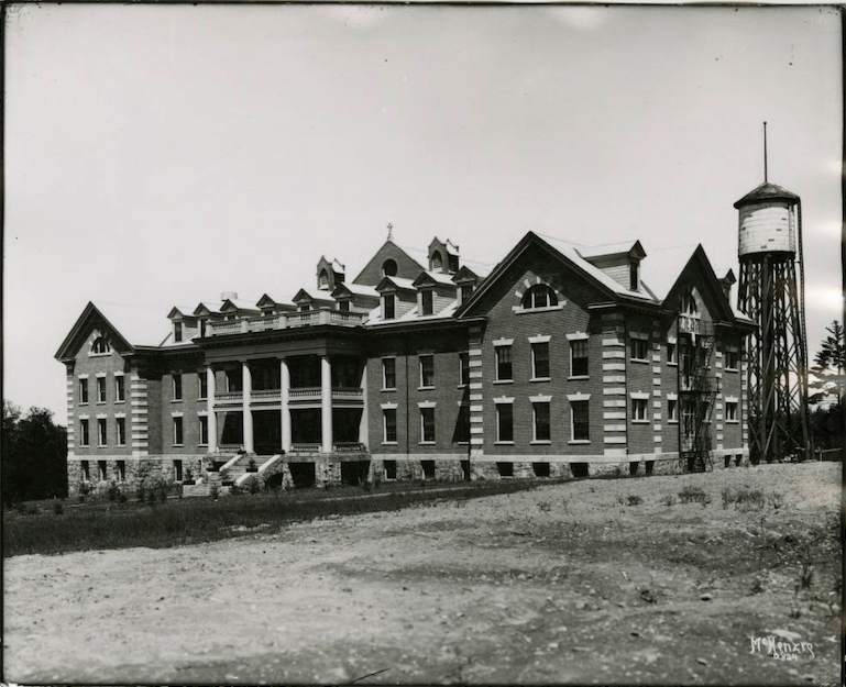 St. James Orphanage / 1909-1964