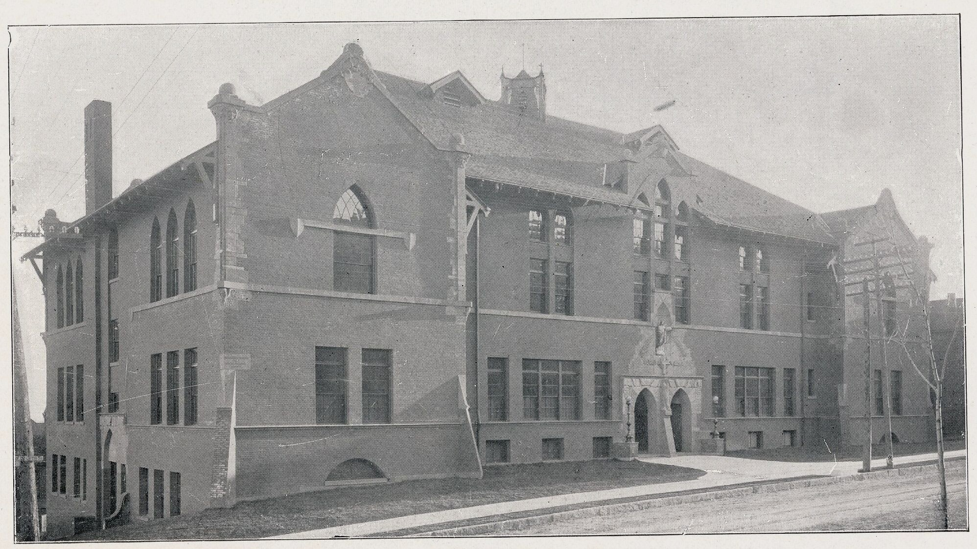 Cathedral High School / 1907-1971