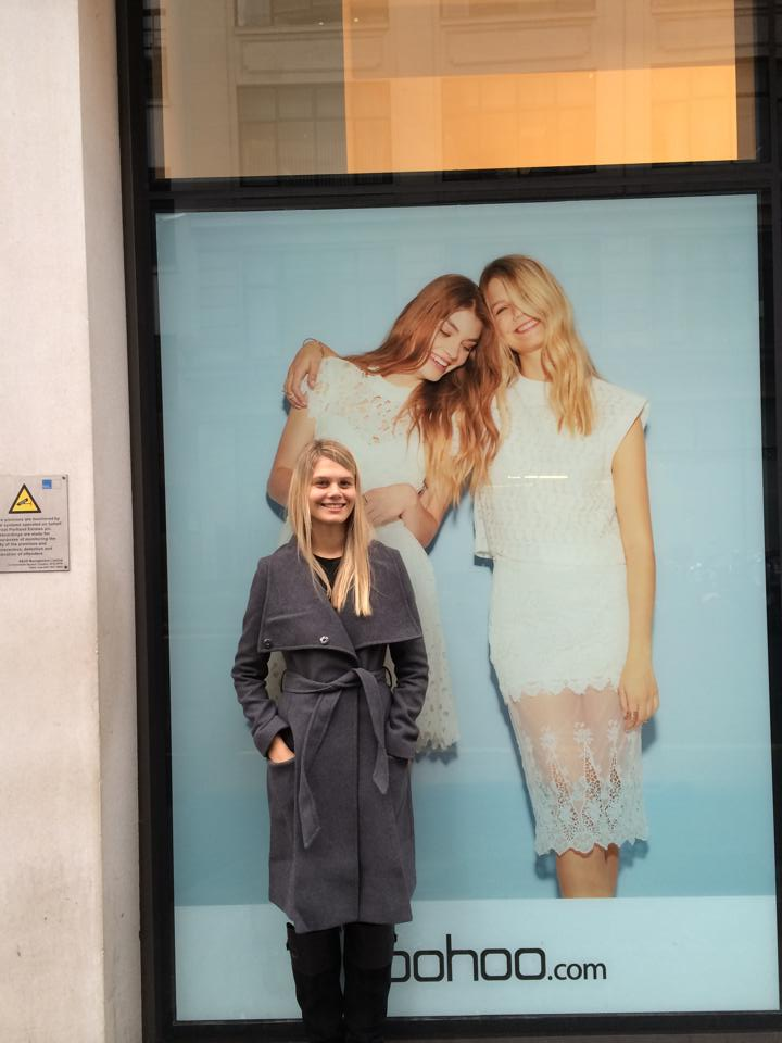 I was extremely excited about finding myself on a billboard in Oxford Street in 2014, taken from a look book I shot for this brand. Having zero idea about usage (mid law degree!) I posted pictures everywhere and went into the party where my picture was plastered everywhere - it was only when my agent saw it and asked where I had found it that I learned usage was even a thing! They didn't receive any extra money because it was 'only for a day', but would have had to pay potentially thousands more if they had shot the images for this purpose.