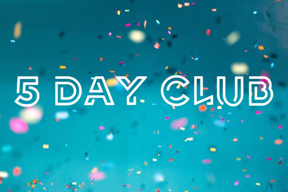 Calling All Kids! - Join us for 5 day club!July 29th-August 2nd, 2019From 10-11:30 amFor children ages 5-12