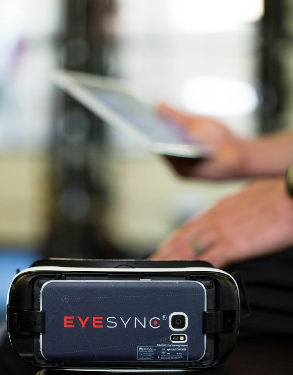 Click here for  EyeSync Technology  Website