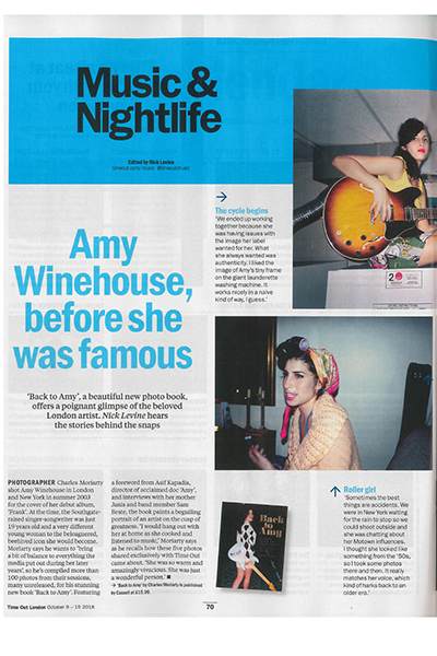 Time Out London (pg 1)