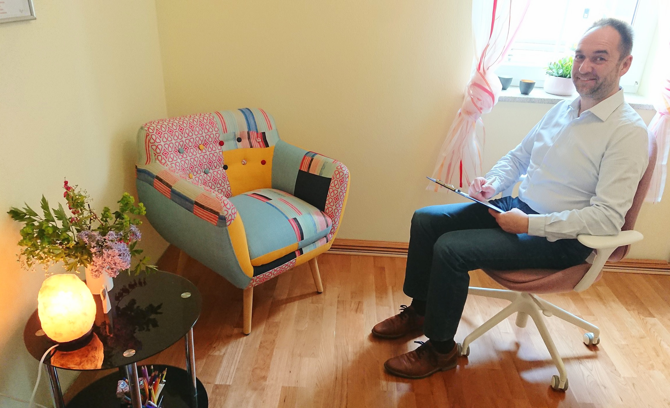 Walter Hiemer, Heilpraktiker für Psychotherapie