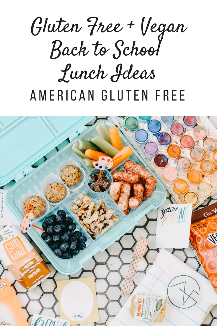 Gluten Free + Vegan Back to School Lunch Ideas with American Gluten Free.png