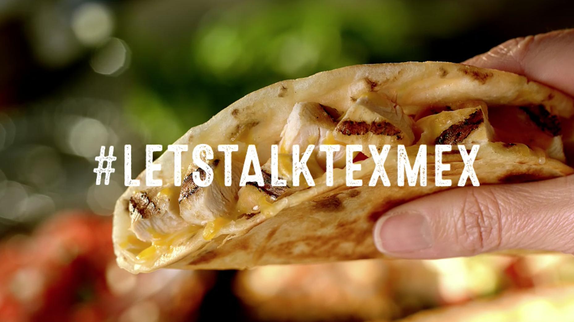 Let's Talk Tex-Mex   Client: Taco Bueno