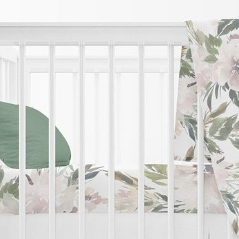 Meet our Agnes Floral crib sheet, sherpa blanket and swaddle. Featuring blush pinks, lush emerald greens and hints of lavender, this is the perfect feminine touch to add to your daughter's nursery. . . . . . . . . . . . . #booandrook #nurseryideas #nursery #cribsheets #cribdecor #babyroom #babyroomideas #nurserydecor #nurserydesign #nurseryinspo #nurserytrends #nurseryroom #nurserygoals #girlnursery #floralnurserydecor #babyswaddles #girlnurserydecor #babyblanket #genderneutralnursery #projectnursery #expectingmom #preggers #cantseemyfeet #12weekspregnant #16weekspregnant #20weekspregnant #ivfsuccess #projectnursery #100layercakelet #ttcwarrior