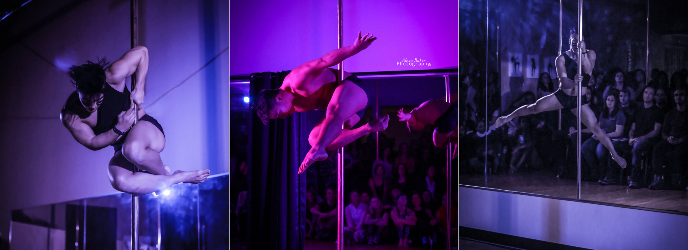 Taking the Static Out of Static Pole - A Workshop With Canadian Pole Champion, Andrew Tran