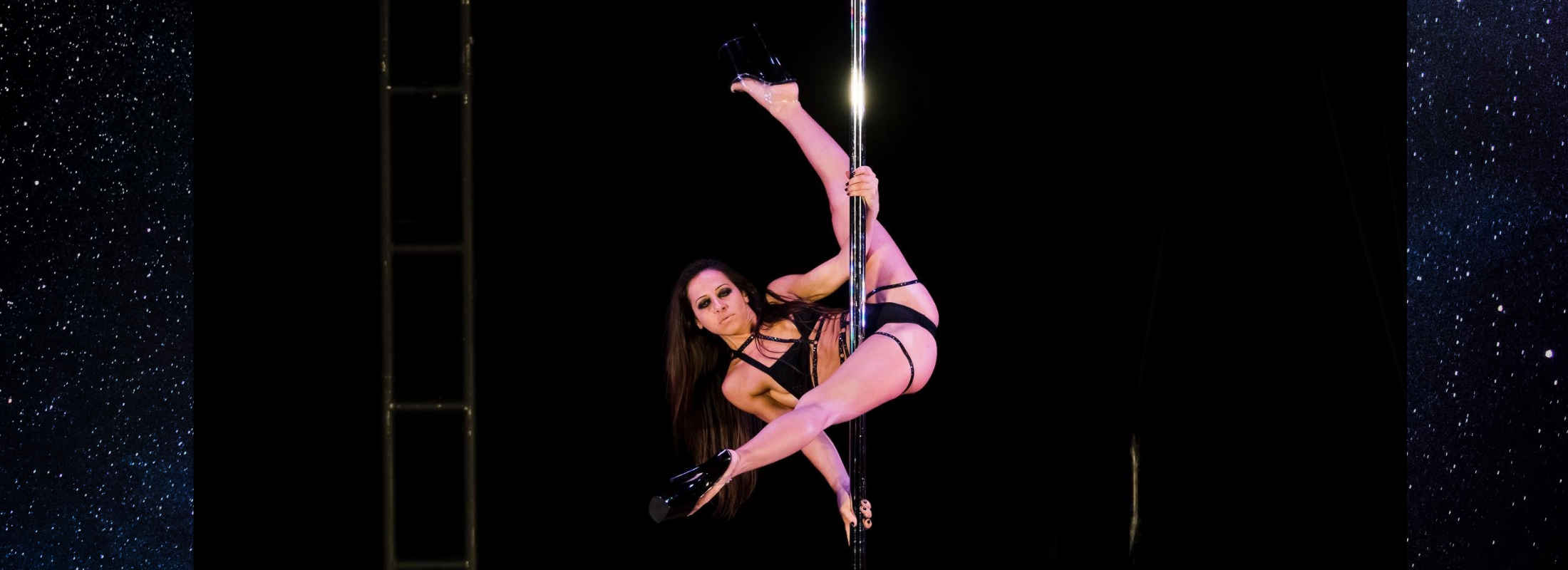 Exotic Pole Choreography - A Workshop with Exotic Pole Champion, Suzy G