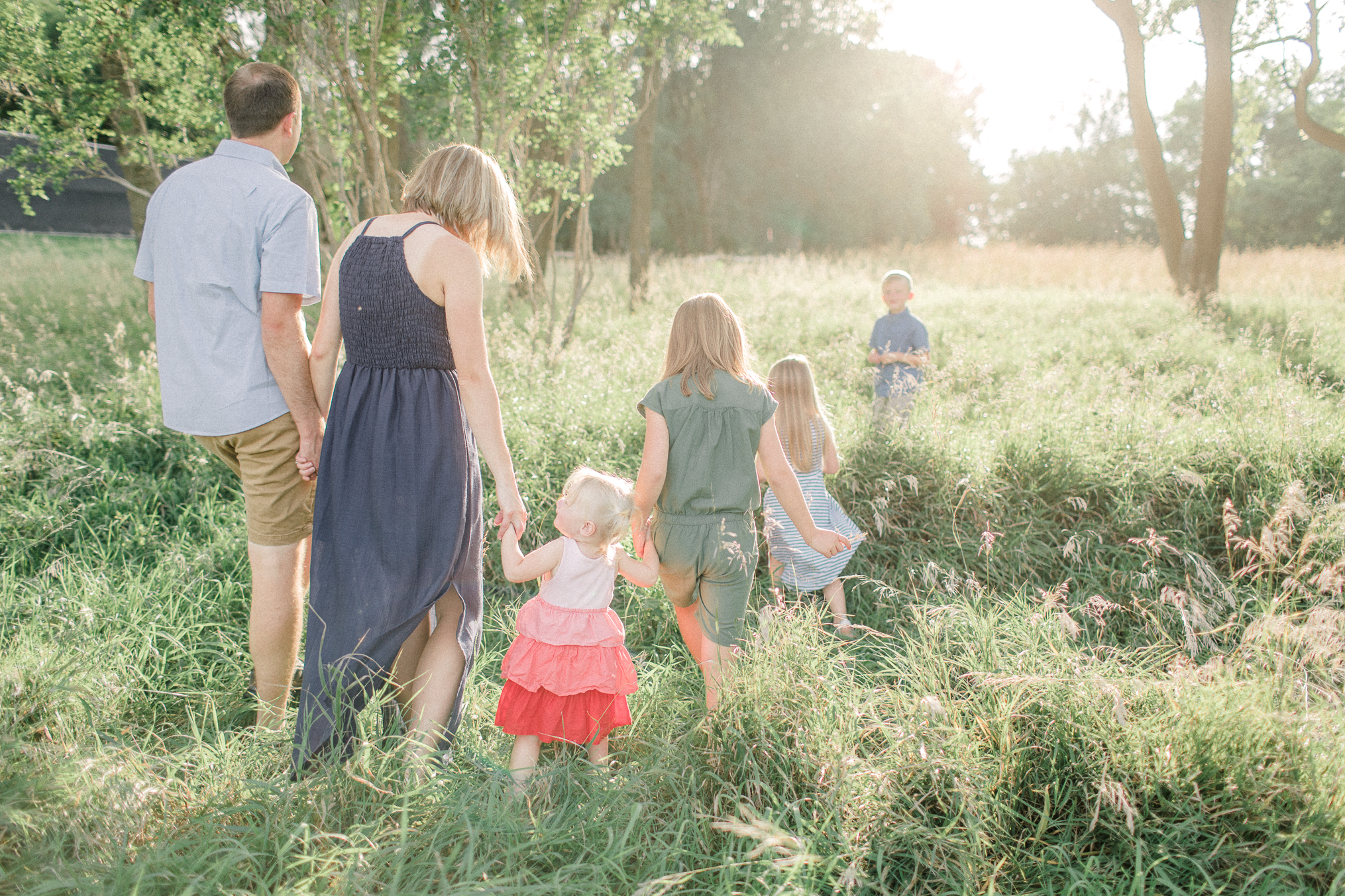Harskamp Family | Sioux Falls Family Session