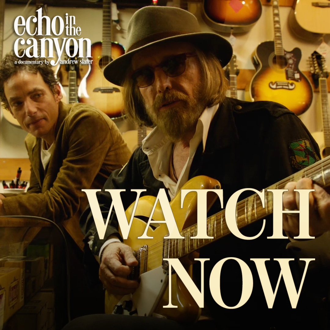 Buy your digital copy of Echo in the Canyon here!