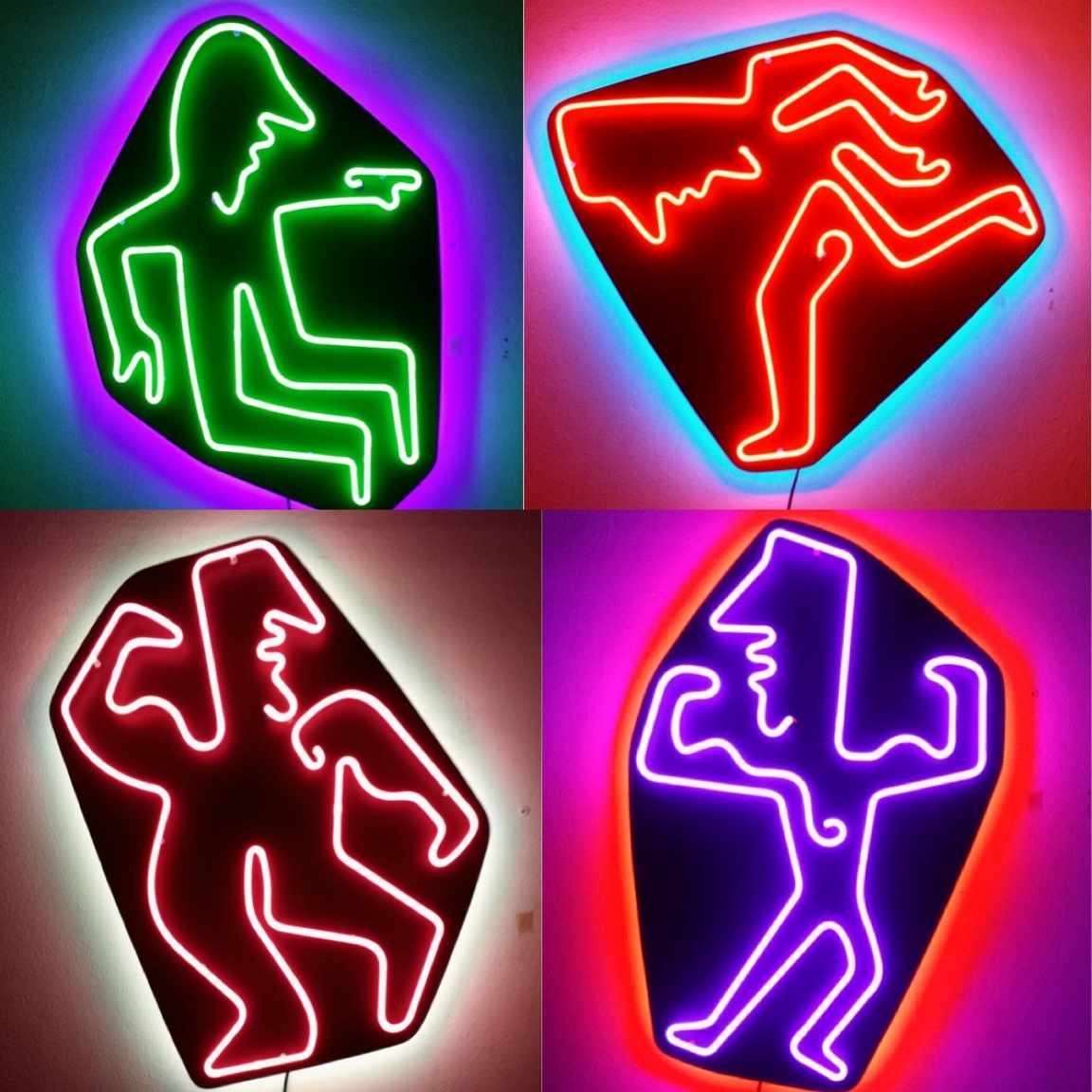 Neon creations -