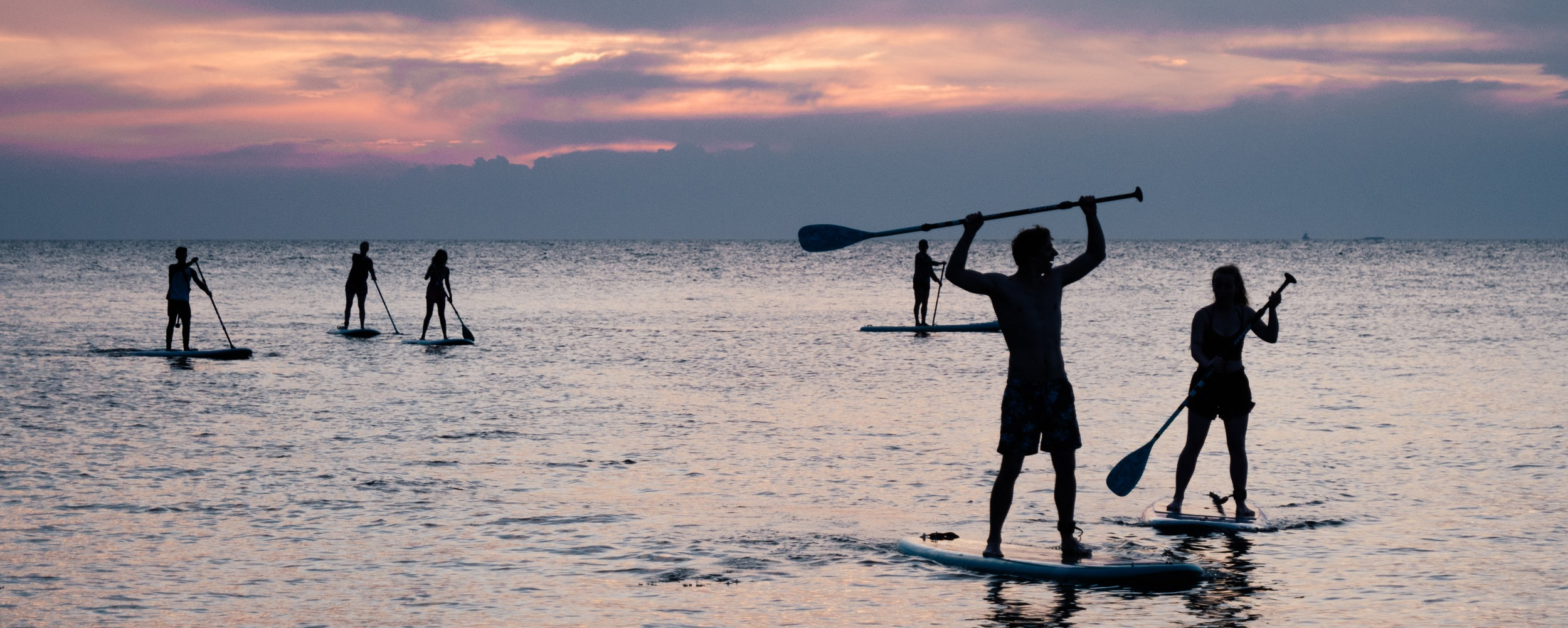 SUP Yoga - Our 2019 SUP Class Schedule will be posted Shortly!