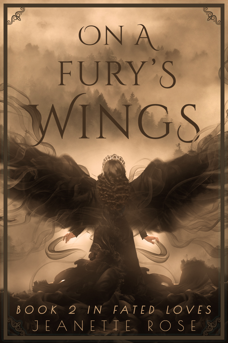 On A Fury's Wings