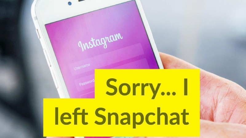 Did the rise of Instagram stories initiate SnapChat's demise?