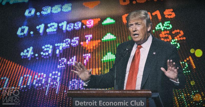 Will the stock markets 'Trump bump' become the 'Trump thump'?
