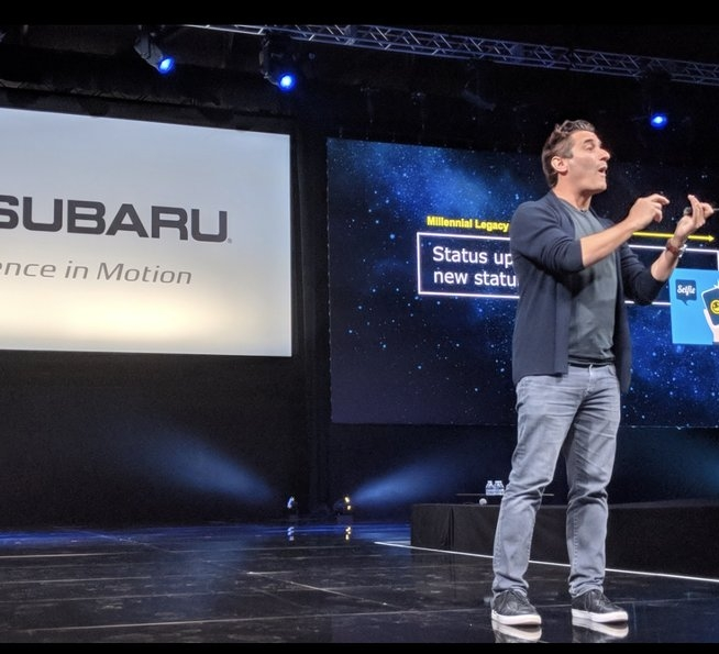 Copy of Subaru National Retail Conference