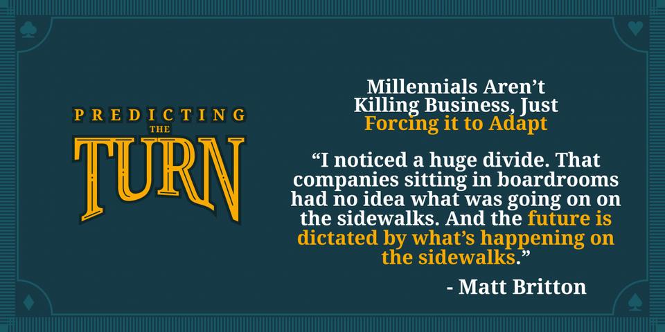 Matt Britton Millennial Expert Forbes