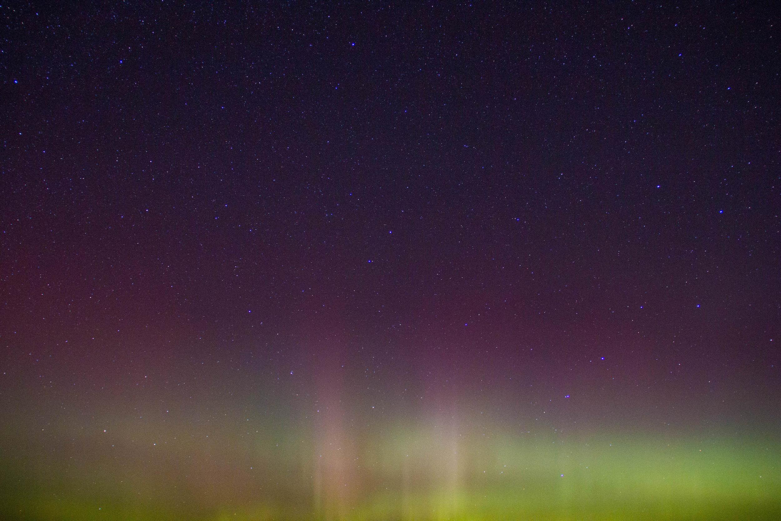 Aurora • Wyoming; USA