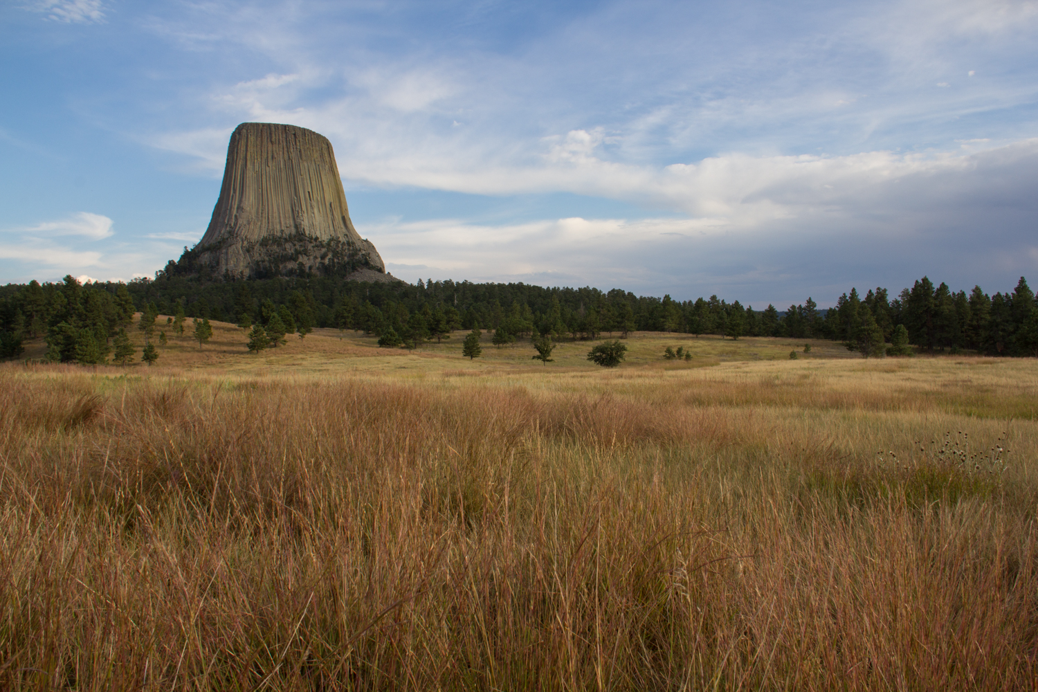 Joyner Ridge • Devils Tower National Monument, Wyoming; USA