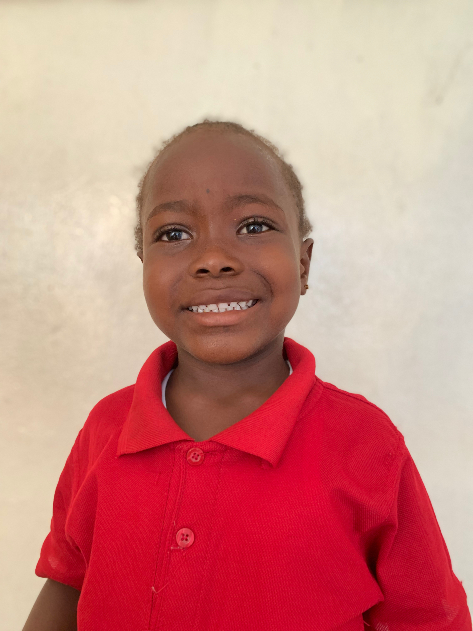 Hello, my name is Belvina Swen. - Belvina is a 4-year-old girl.Belvina lives with her mother, sister, and two brothers; and loves cats, puzzles, and the color red.