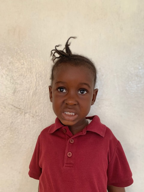 Hello, my name is Wendor Blamo. - Wendor is a 3-year-old girl.Wendor lives with her parents, two brothers, and two sisters; and loves alligators, singing, and rainbows.