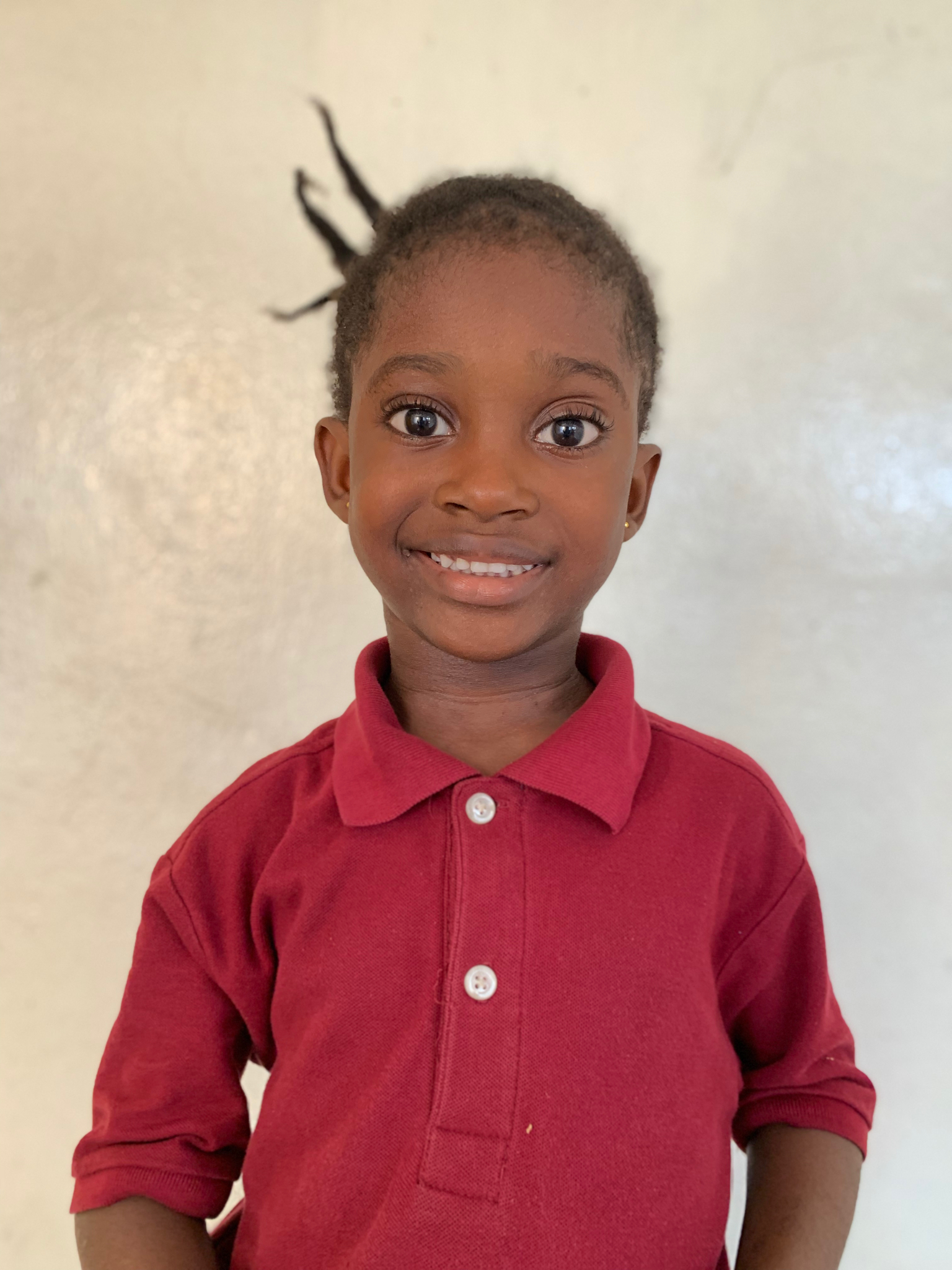 Hello, my name is Emmanuella Fokofo. - Emmanuella is a 4-year-old girl.Emmanuella lives with her parents, two brothers, and one sister; and loves cats, puzzles, and the color blue.