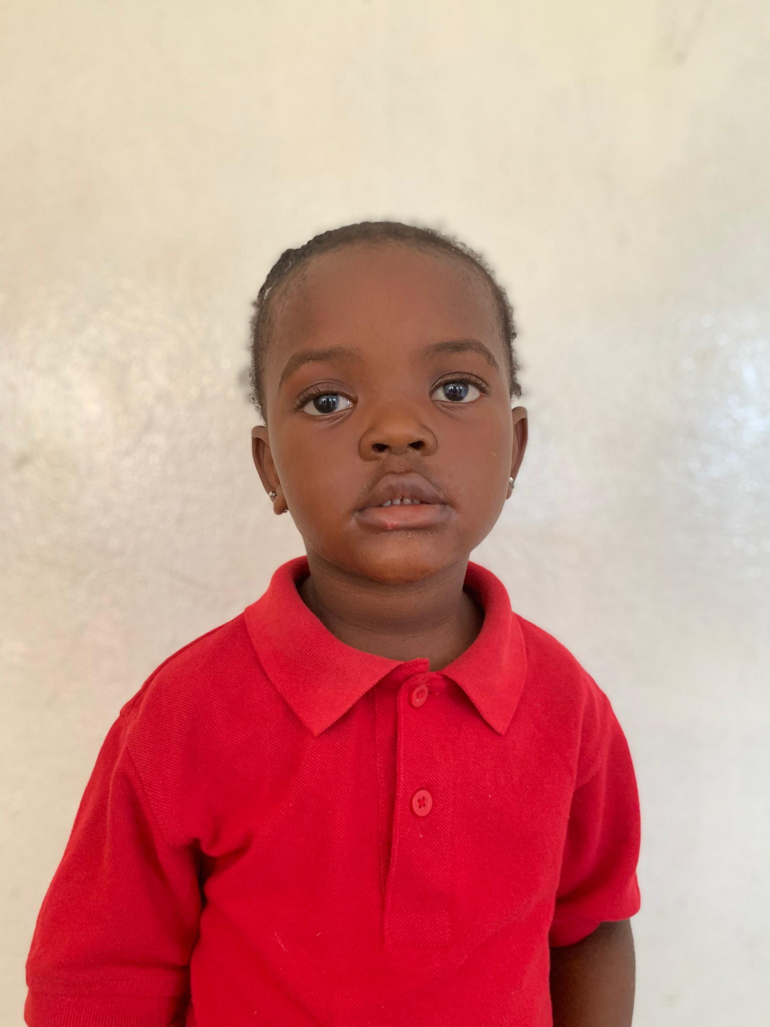 Hello, my name is Sonnie Galiah. - Sonnie is a 3-year-old girl.Sonnie lives with her parents and three sisters; and loves cats, spaghetti, and the color red.